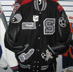 colorado high school letter jackets